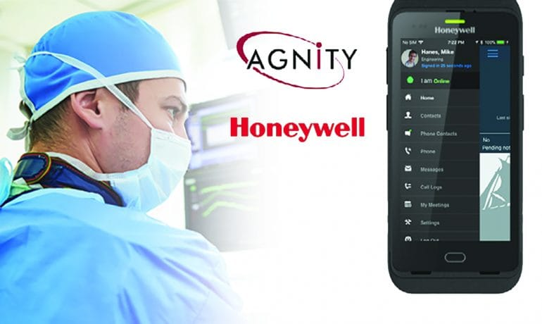 Agnity MobileCare™ delivers a secure, futureproof, communications platform.