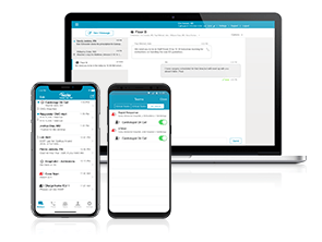 Halo Clinical Communication and Collaboration Platform