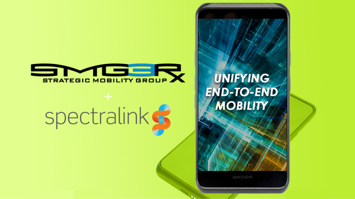 SMG3Rx and Spectralink Announce Partnership